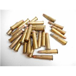 MIXED LOT OF 25-20 CAL AMMUNITION