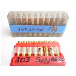PPU 303 SAVAGE AMMO