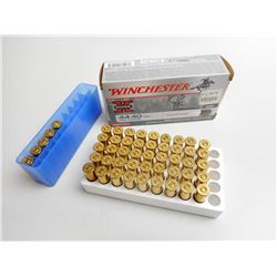 ASSORTED 44-40 WIN AMMO & RELOADS