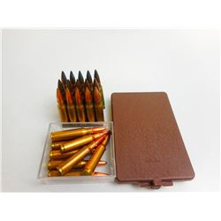 ASSORTED 7.62 & 222 AMMO