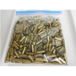 ASSORTED LOT OF 41 REM MAG BRASS