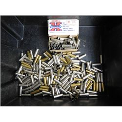 ASSORTED LOIT OF .357 MAG FMJ CASES