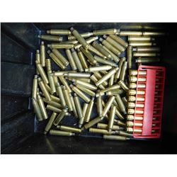 ASSORTED LOT OF 7MM REM MAG BRASS