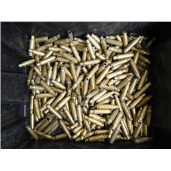 ASSORTED LOT OF WINCHESTER .308 BRASS