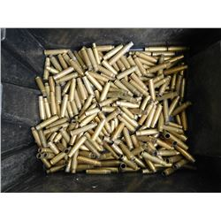 ASSORTED LOT OF 35 REMINGTON BRASS