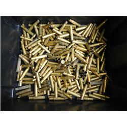 ASSORTED LOT OF 30-30 BRASS