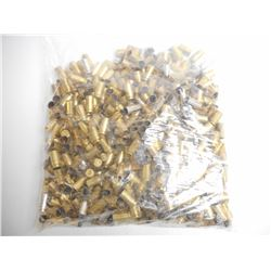 ASSORTED LOT OF 40 CAL BRASS CASES