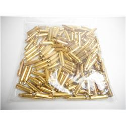 ASSORTED LOT OF .243 WIN /308 WIN BRASS CASES