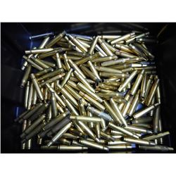 ASSORTED LOT OF 30-06 BRASS CASES