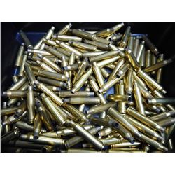 ASSORTED LOT OF 7MM  REM MAG BRASS CASES
