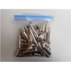 ASSORTED LOT OF 7MM REM MAG STEEL CASES