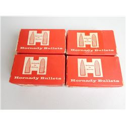 HORNADY 375 CAL 300 GR. ROUNDS NOSE  BULLETS