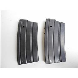 RUGER MINI 14 PINNED TO 20 MAGAZINE