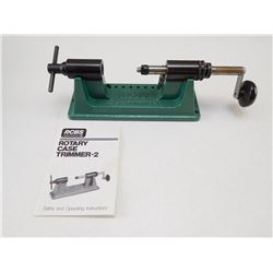 RCBS ROTARY CASE TRIMMER 2
