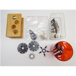 ASSORTED RELOADING PARTS