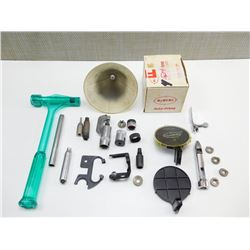 ASSORTED RELOADING RELOADING TOOLS