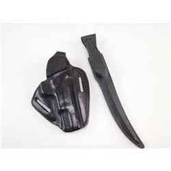 KNIFE & HOLSTER