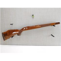 WEATHERBY MK5 LONG ACTION FULL WOOD STOCK