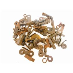 ASSORTED LOT OF SAFETIES FOR FIREARMS