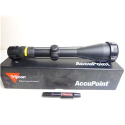 TRIJICON ACCUPOINT 2.5-10X56 RIFLESCOPE
