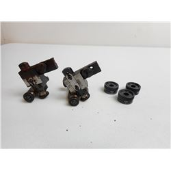 PRECISION GRADUATED SIGHT & SCOPE KNOBS