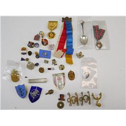 ASSORTED PINS