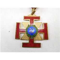 MASONIC CROSS