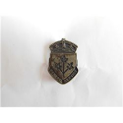 GENERAL SERVICE PIN