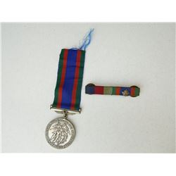 WWII CANADIAN VOLUNTARY SERVICE MEDAL