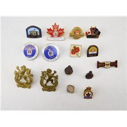 ASSORTED VETERANS & LEAGION PINS