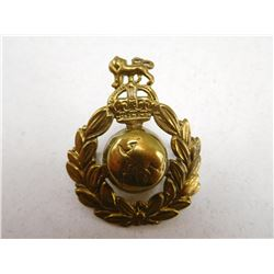THE ROYAL MARINES CAP BADGE