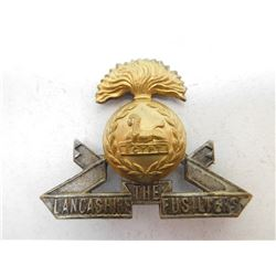 THE LANCASHIRE FUSILIERS HAT PIN