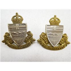 THE SOUTH ALBERTA REGIMENT HAT BADGE