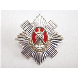 THE ROYAL SCOTS CAP BADGE