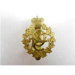 ROYAL CANADIAN DENTAL CORPS CAP BADGE