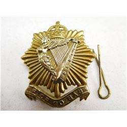 THE IRISH REGIMENT OF CANADA CAP BADGE