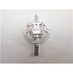 HOME COUNTRIES BRIGADE HAT BADGE