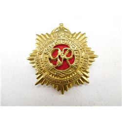 ROYAL CANADIAN ARMY SERVICE CORPS CAP BADGES
