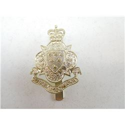 SUSSEX YEOMANRY REGIMENT CAP BADGE