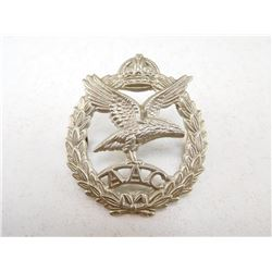 ARMY AIR CORPS CAP BADGE