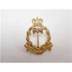 ROYAL SIERRA LEONE CAP BADGE