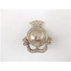 8TH CANADIAN HUSSARS CAP BADGE