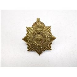 SAULT ST MARIE REGIMENT CAP BADGE