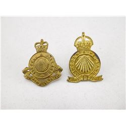 LINCOLN & WELLAND REGIMENT CAP BADGE