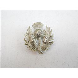 ROYAL SCOTTISH RESERVE CAP BADGE