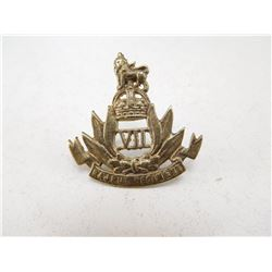 7TH RAJPUT REGIMENT CAP BADGE