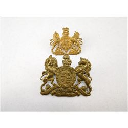 BRITISH GENERAL SERVICE CORPS CAP BADGE