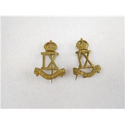 9TH JAT REGIMENT CAP BADGE