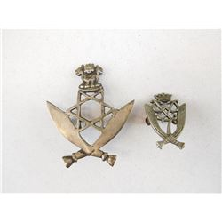 GURKHA RIFLES CAP BADGES