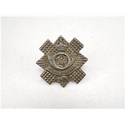 HIGHLAND LIGHT INFANTRY CAP BADGE
